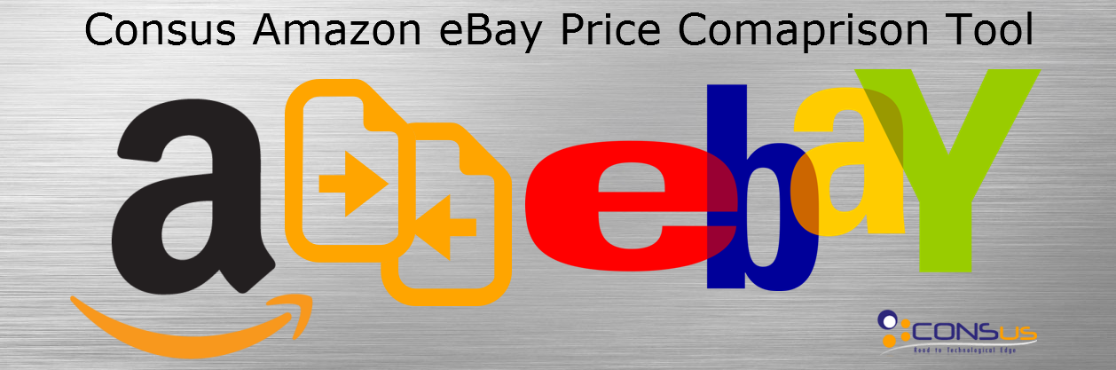 Consus Amazon eBay Price Comparison Tool